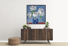 Load image into Gallery viewer, Vase of Peonies - KELLIE DAY