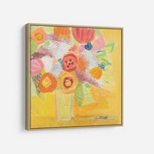 Load image into Gallery viewer, Misty Yellow Floral - FARIDA ZAMAN