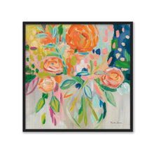 Load image into Gallery viewer, Summer Orange Floral - FARIDA ZAMAN