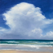 Load image into Gallery viewer, Beach Clouds II - JULIA PURINTON