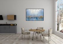 Load image into Gallery viewer, Boats in the Harbor I - SILVIA VASSILEVA