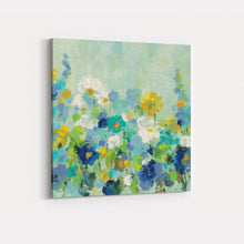 Load image into Gallery viewer, Midsummer Garden White Flowers - SILVIA VASSILEVA