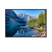 Load image into Gallery viewer, Banff Canoe Dock - DANITA DELIMONT