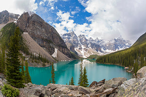 Banff Valley of the Ten Peaks - DANITA DELIMONT