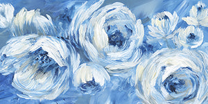 Contemporary Blue and White - NAN