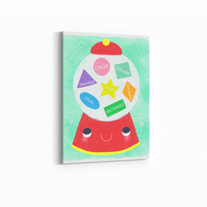 Gumball Shapes - LIZZY DOYE