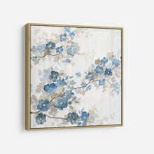 Load image into Gallery viewer, Dogwood in Blue I - NAN