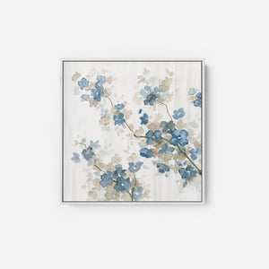 Dogwood in Blue II - NAN
