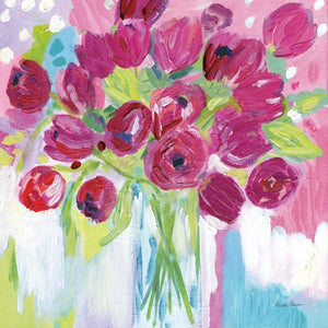 Joyful Tulips - FARIDA ZAMAN