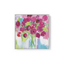 Load image into Gallery viewer, Joyful Tulips - FARIDA ZAMAN