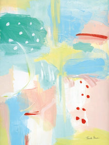Fresh Face Abstract I - FARIDA ZAMAN
