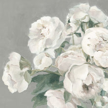 Load image into Gallery viewer, Peonies on Gray - MARILYN HAGEMAN