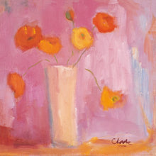 Load image into Gallery viewer, Mandarin Poppies - MICHAEL CLARK