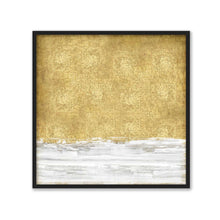 Load image into Gallery viewer, White on Gold II - SOFIA GORDON