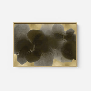 Continuous Black on Gold - HANNAH CARLSON