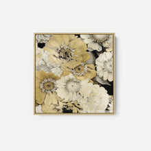 Load image into Gallery viewer, Floral Abundance in Gold II - KATE BENNETT