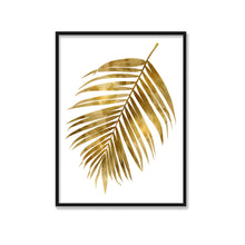 Load image into Gallery viewer, Gold Palm I - MELONIE MILLER