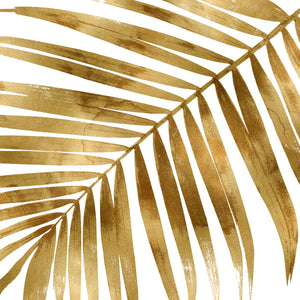 Tropical Gold Palm I - MELONIE MILLER