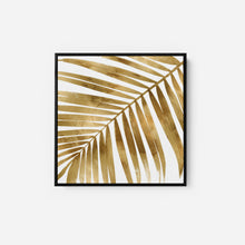 Load image into Gallery viewer, Tropical Gold Palm I - MELONIE MILLER