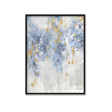 Load image into Gallery viewer, Cascade Blue with Gold - NIKKI ROBBINS