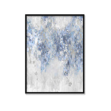 Load image into Gallery viewer, Cascade Blue with Silver - NIKKI ROBBINS