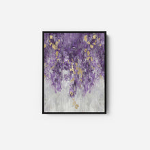 Load image into Gallery viewer, Cascading Purple - NIKKI ROBBINS