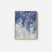 Load image into Gallery viewer, Cascade Indigo with Silver - NIKKI ROBBINS