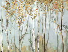 Load image into Gallery viewer, Birch in the Fog II - ALLISON PEARCE