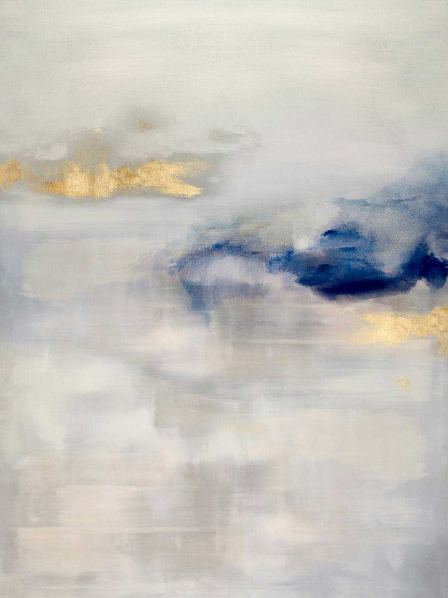 Ethereal with Blue I - RACHEL SPRINGER