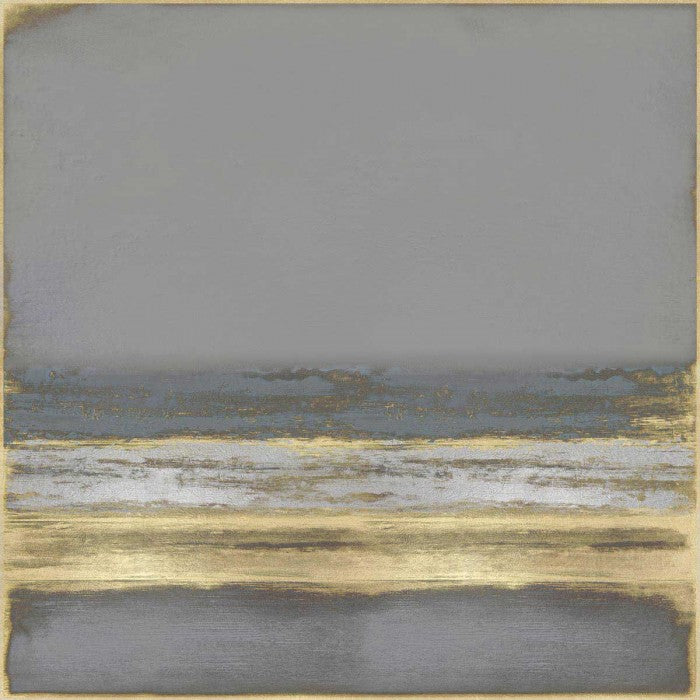 Gold on Gray - TAYLOR HAMILTON