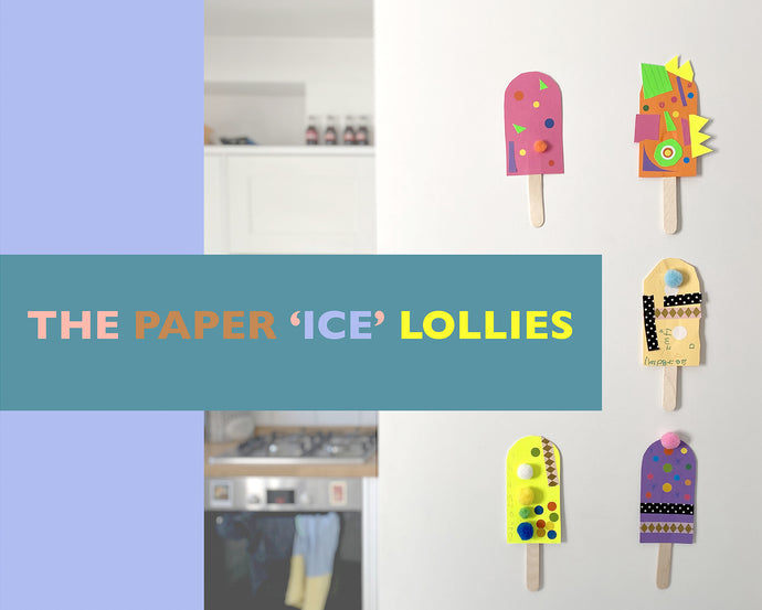 THE PAPER ICE LOLLIES