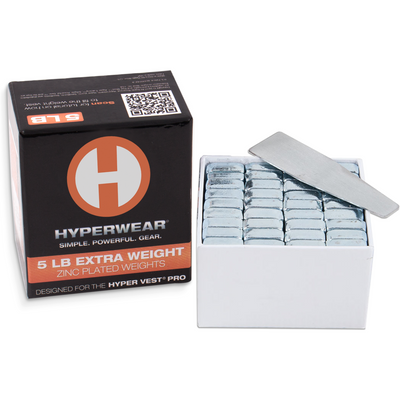 Hyperwear Booster Pack