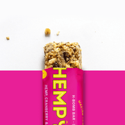 Hempy Time Superfood Bars - H-B BAR (Box of 10)