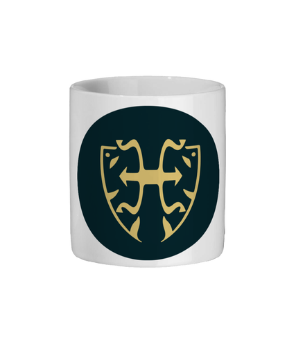 Telchines Fashion Logo ceramic mug - telchines-fashion-ltd