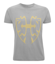 Load image into Gallery viewer, Telchines Logo Classic Jersey Unisex T-Shirt - telchines-fashion-ltd