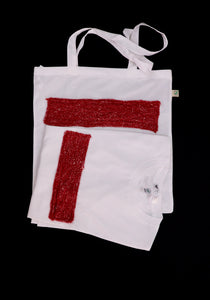 Aphrodite Bag with knitting detail - telchines-fashion-ltd
