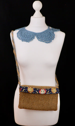 Chloris Lacy Collar - telchines-fashion-ltd