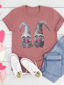 Gnome Couple Tee