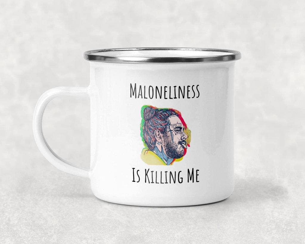 Camp Mug - Maloneliness Is Killing Me