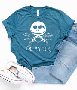 You Matter Tee (Skeleton)