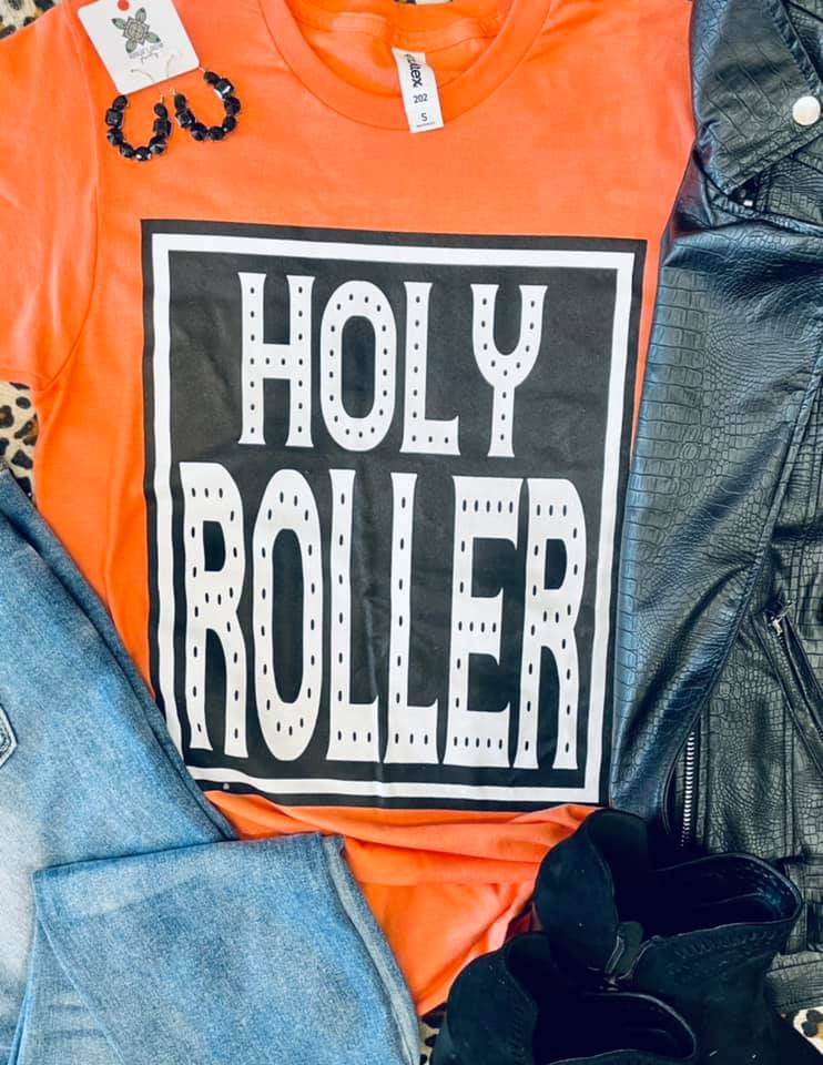 Holy Roller Tee