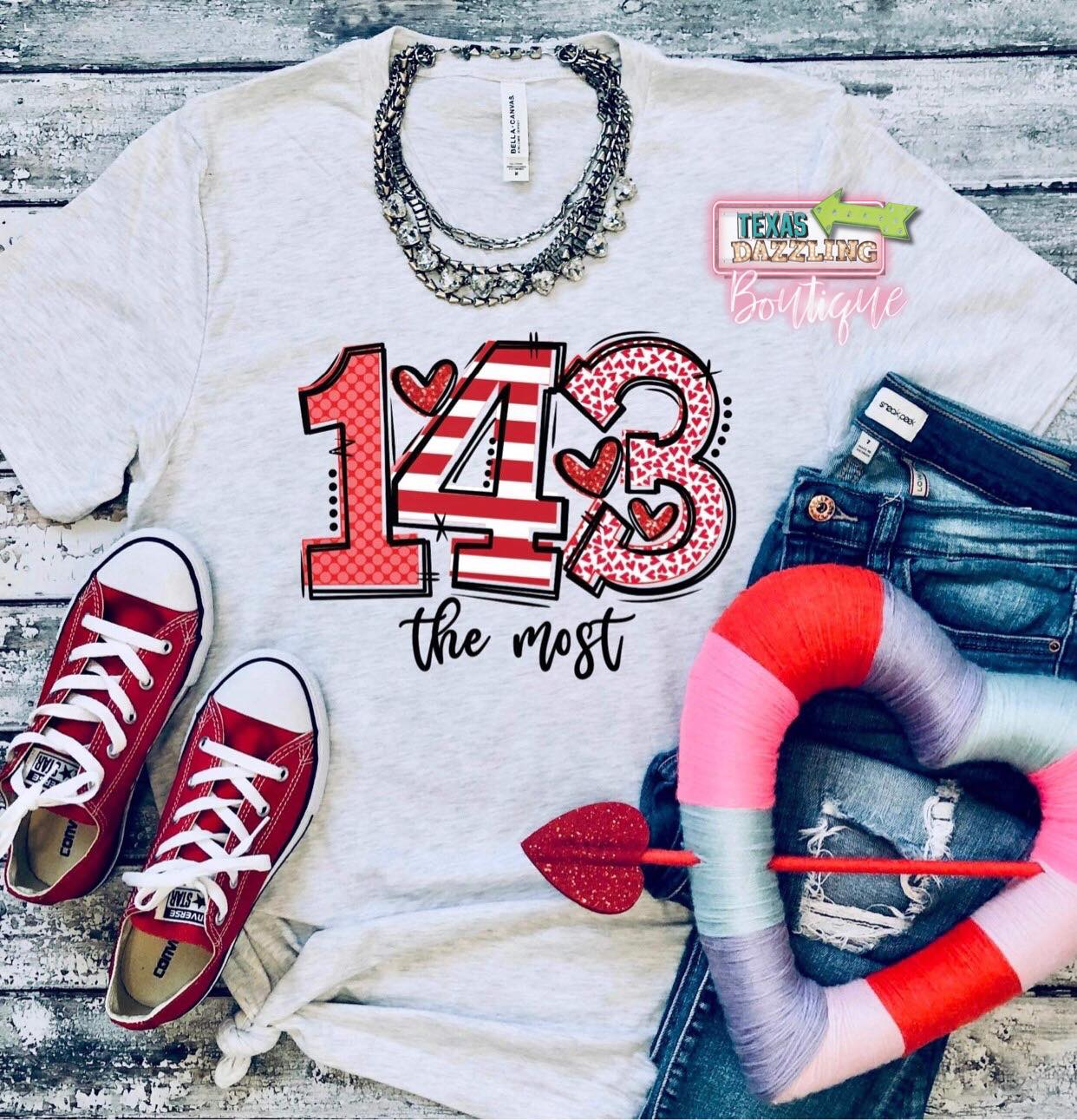 143 The Most Tee