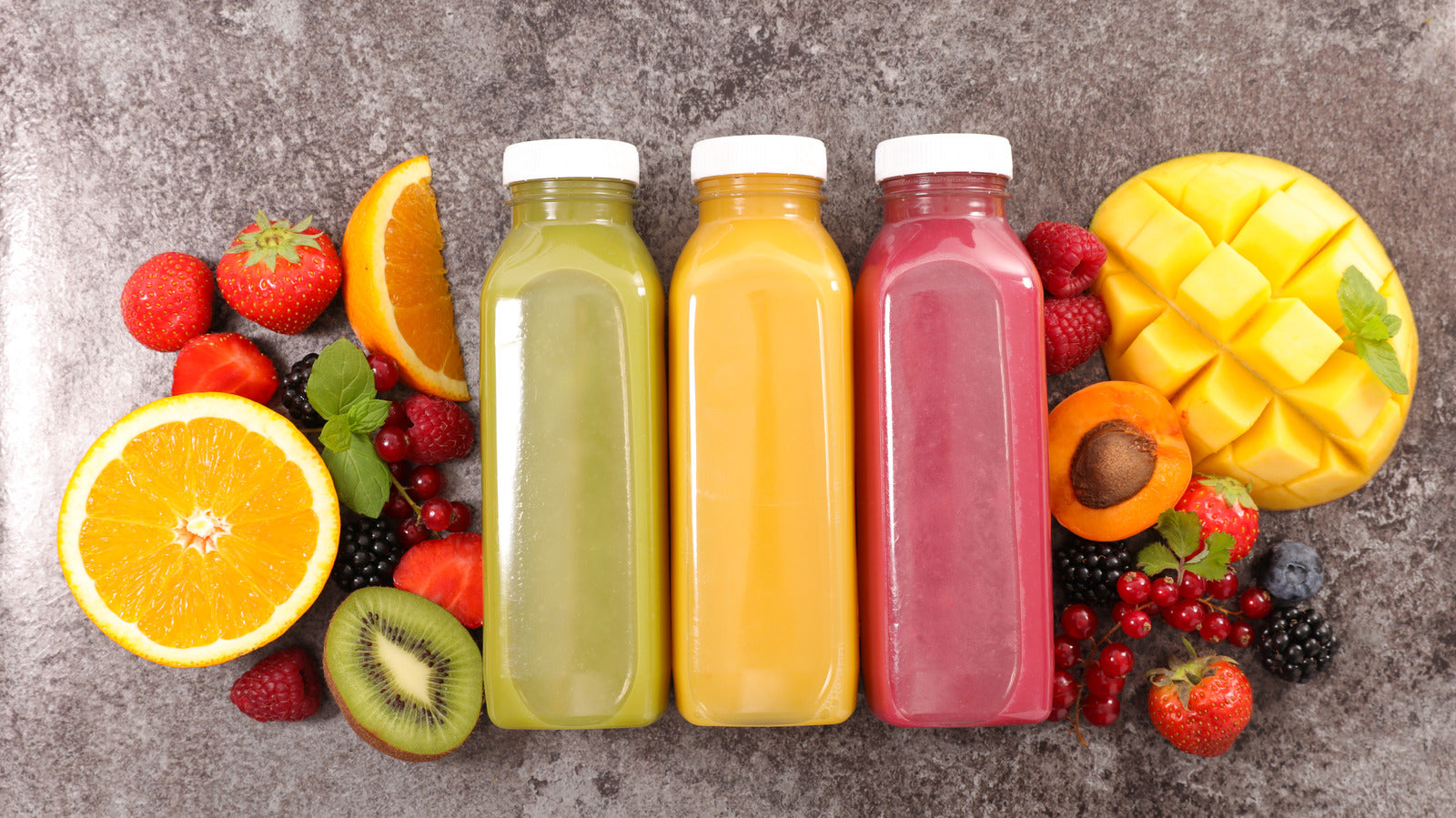 Cleanse Juice Packages - Lyfestyle Catering