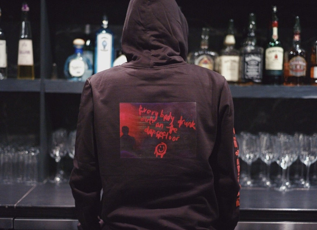 Drunk on Dance Hoodie