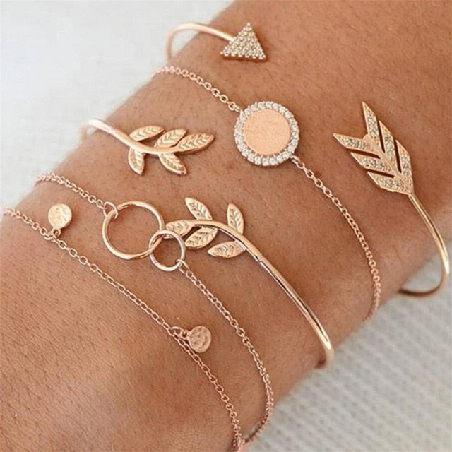 Dianas Bangle Set