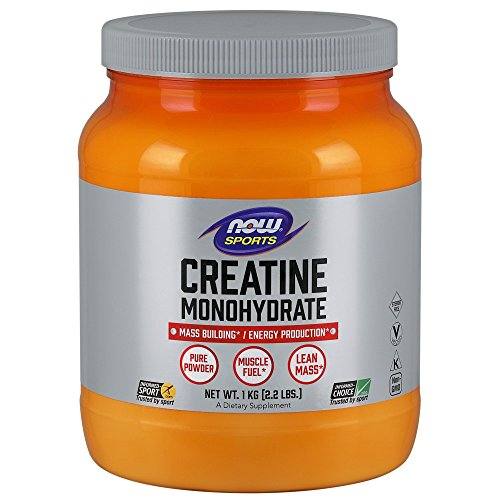 Now Sports, Creatine Monohydrate Powder