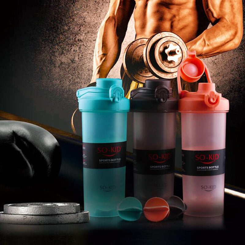 Protein Shaker Blender Bottle Sports