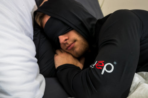 Men's Long Sleeve Sleep Hoodie