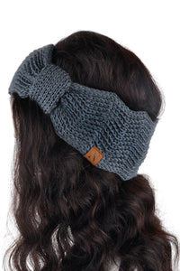 Knotted Winter Headband