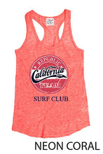 "Load image into Gallery viewer, ""California Surf Club"" Tank Top"
